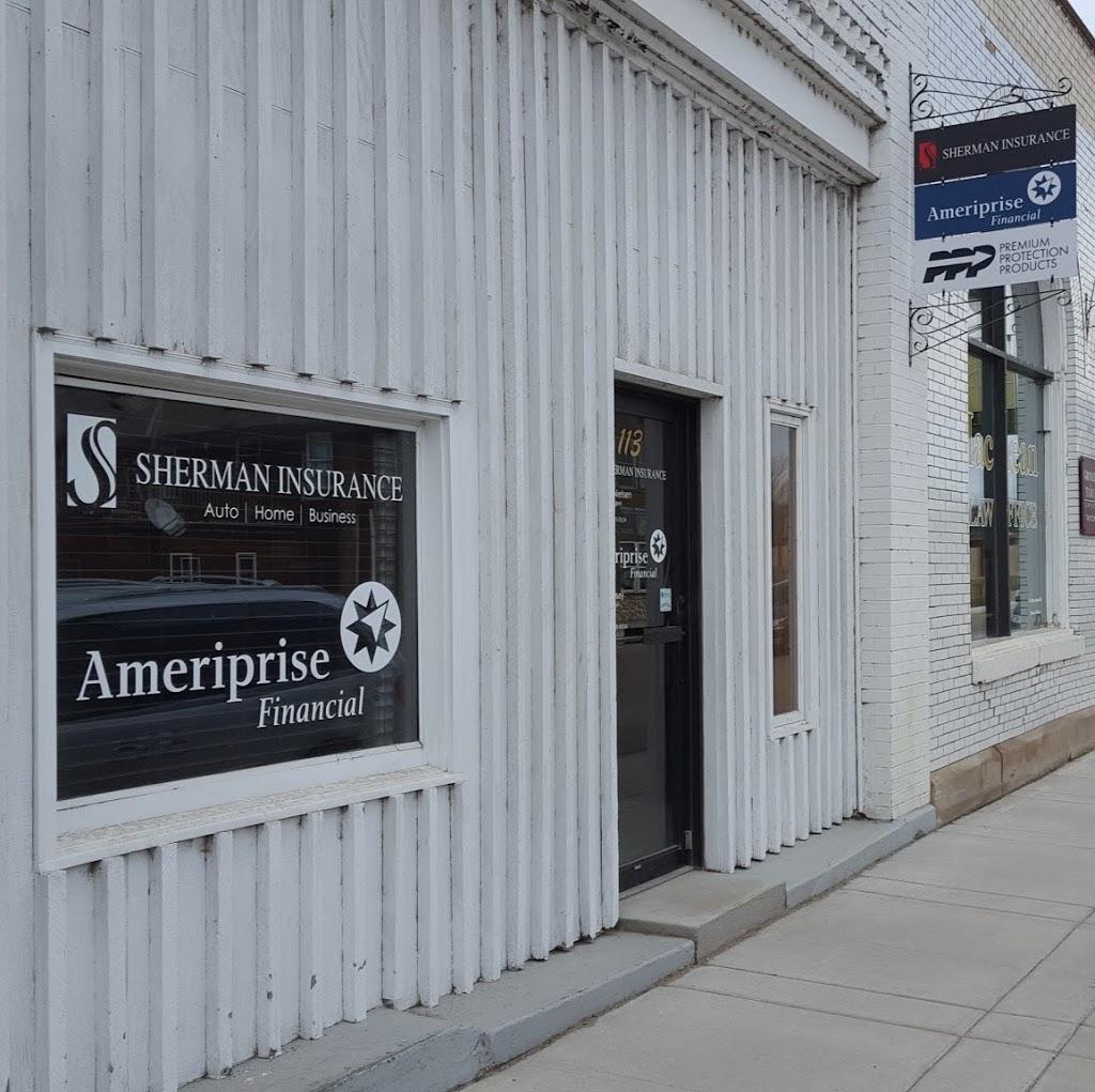 Sherman Insurance Agency / Mike D. Nielsen | insurance agency | 131 Babcock Blvd, Delano, MN 55328, USA | 6122453114 OR +1 612-245-3114