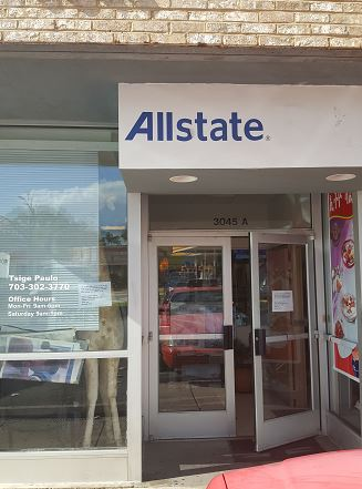 Tsige Paulo: Allstate Insurance | insurance agency | 3401 VA-244 Ste 400, Arlington, VA 22204, USA | 7033023770 OR +1 703-302-3770