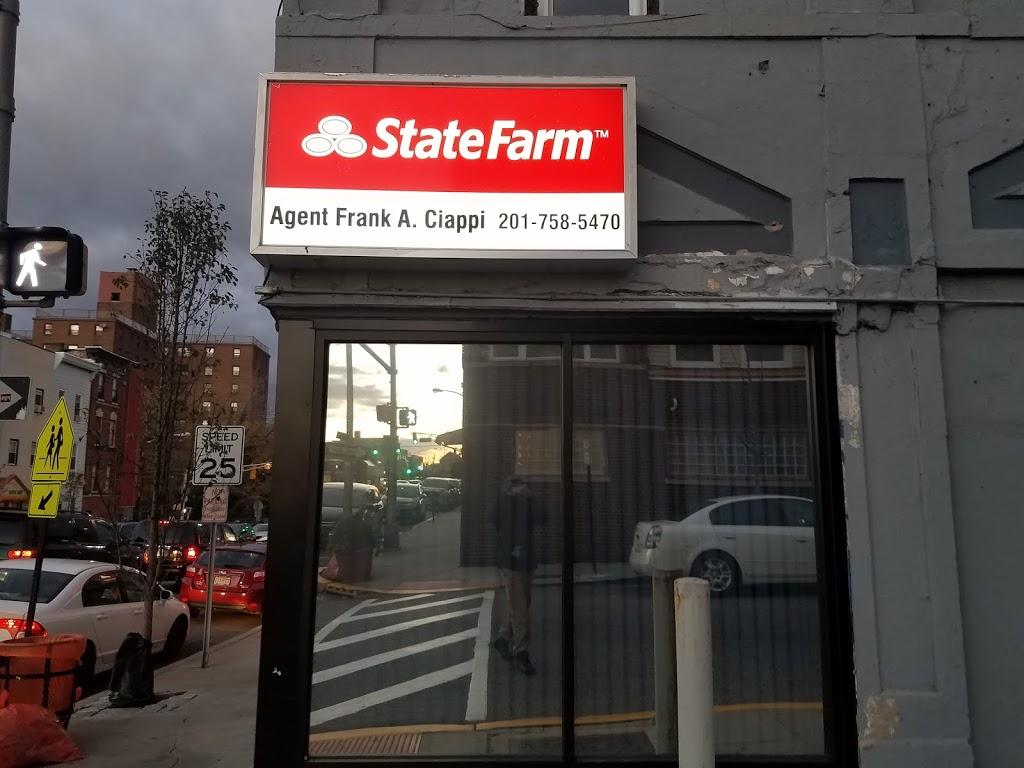 Frank Ciappi - State Farm Insurance Agent   insurance agency   3800 John F. Kennedy Blvd, Union City, NJ 07087, USA   2017585470 OR +1 201-758-5470