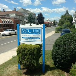McClure Insurance Agency | insurance agency | 433 Front St, Chicopee, MA 01013, USA | 4135920914 OR +1 413-592-0914