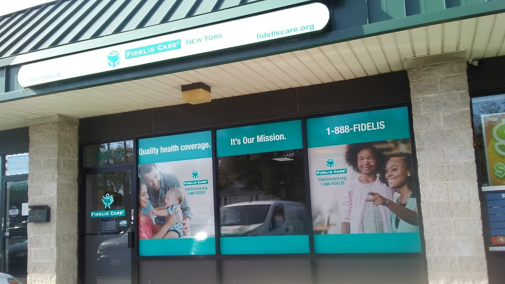 Fidelis Care - Bay Shore Community Office   insurance agency   1656-G 5th Ave, Bay Shore, NY 11706, USA   6312313696 OR +1 631-231-3696