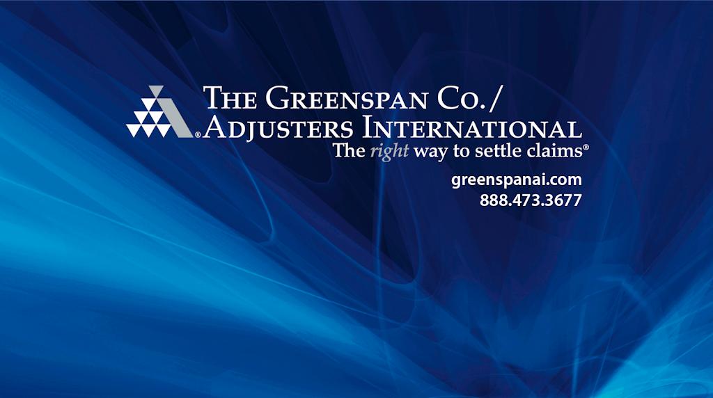 The Greenspan Co./Adjusters International | insurance agency | 75 E Santa Clara St Suite 380, San Jose, CA 95113, USA | 8882883323 OR +1 888-288-3323