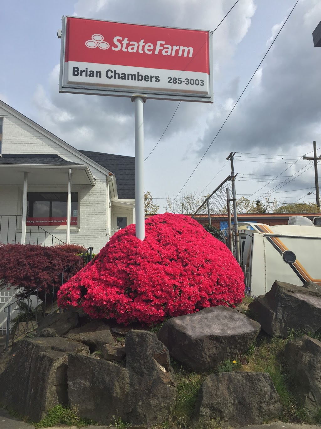 Brian Chambers - State Farm Insurance Agent | insurance agency | 1500 W Dravus St, Seattle, WA 98119, USA | 2062853003 OR +1 206-285-3003