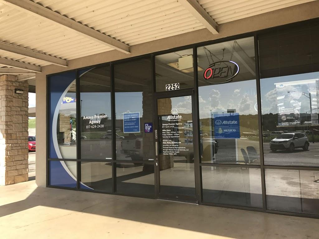 Maria Amaya: Allstate Insurance | insurance agency | 2252 Jacksboro Hwy, Fort Worth, TX 76114, USA | 8176242438 OR +1 817-624-2438