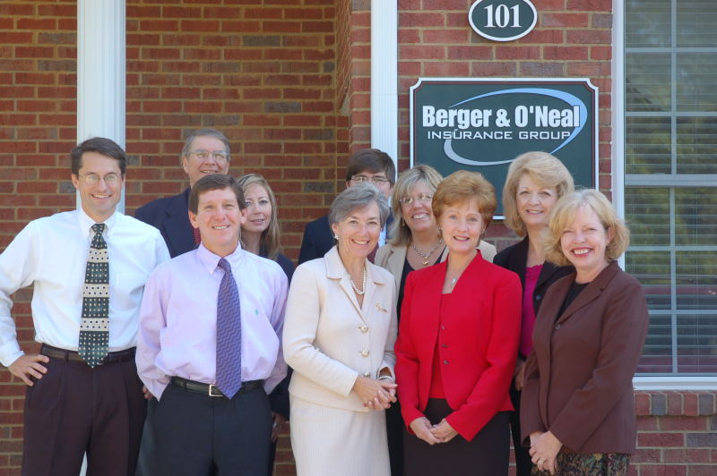 Berger & ONeal Insurance Group | insurance agency | 10425 Old Alabama Rd Con #101, Alpharetta, GA 30022, USA | 7704420770 OR +1 770-442-0770