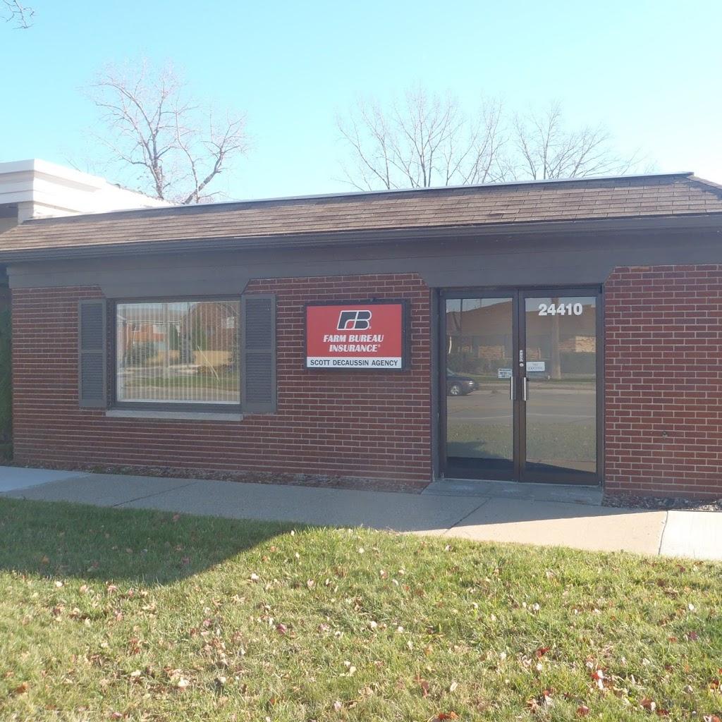 Scott DeCaussin Farm Bureau Insurance   24410 Harper Ave, St Clair Shores, MI 48080, USA