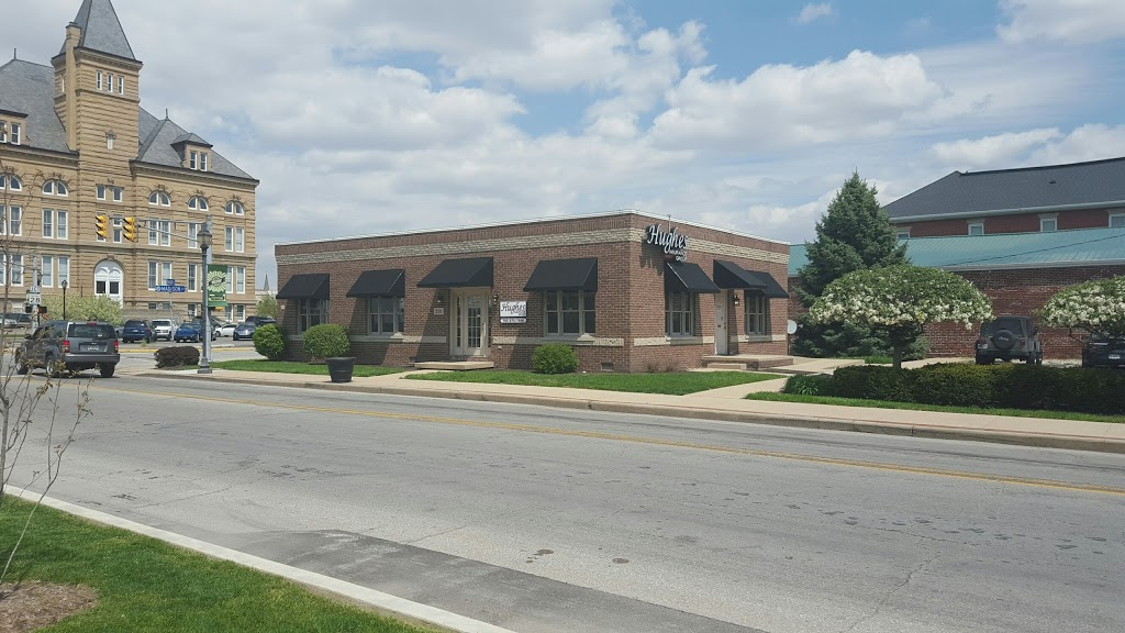 Hughes Insurance Group   201 S Main St, Tipton, IN 46072, USA