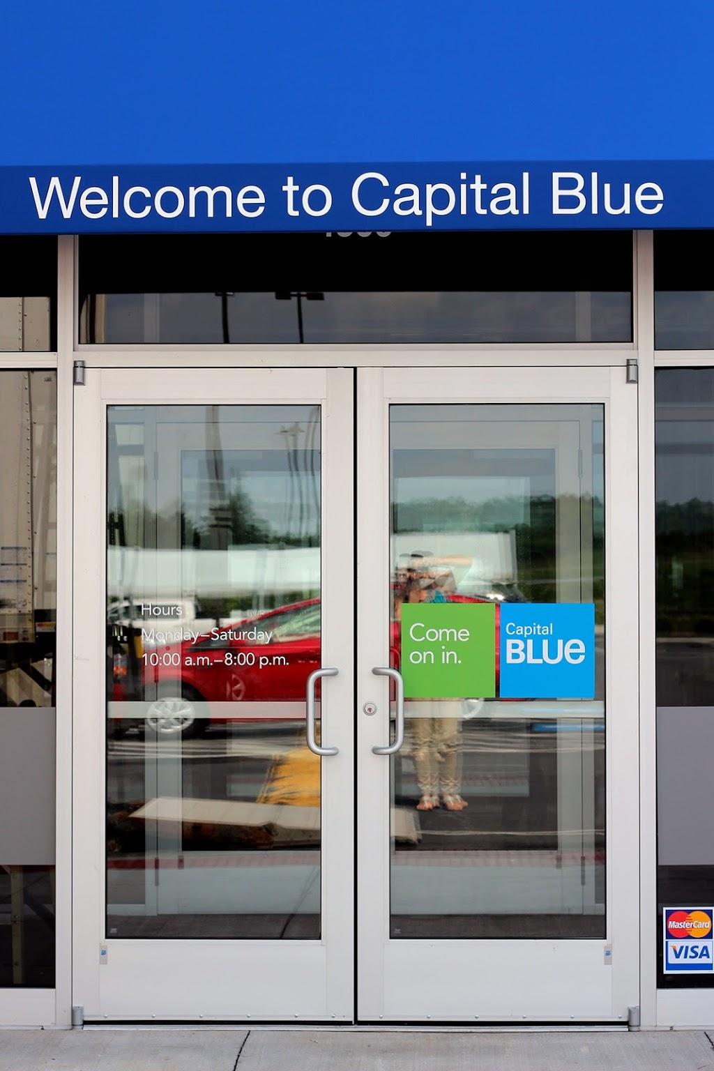 Capital Blue Store | insurance agency | 4500 Marketplace Way, Enola, PA 17025, USA | 8555052583 OR +1 855-505-2583