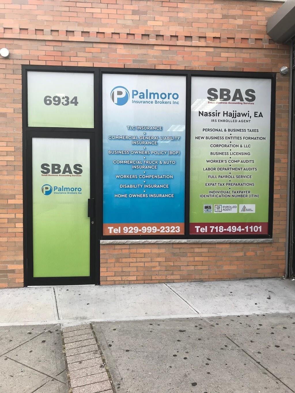 Palmoro Insurance Brokers inc | insurance agency | 6934 5th Ave, Brooklyn, NY 11209, USA | 9299992323 OR +1 929-999-2323