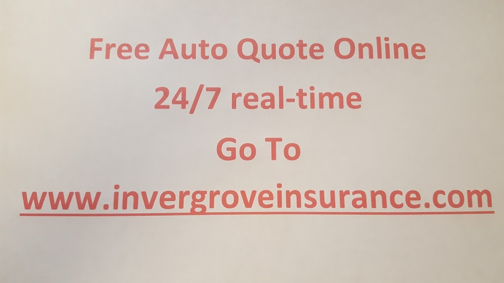 Inver Grove Insurance Agency, Inc. | insurance agency | 6775 Cahill Ave #204, Inver Grove Heights, MN 55076, USA | 6514574537 OR +1 651-457-4537