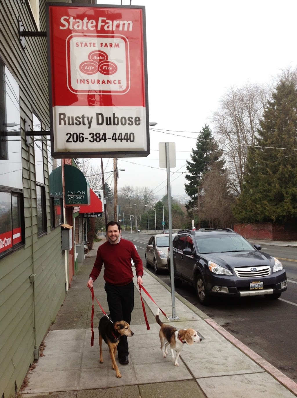 Rusty Dubose - State Farm Insurance Agent | insurance agency | 2633 Eastlake Ave E Ste 206A, Seattle, WA 98102, USA | 2063844440 OR +1 206-384-4440