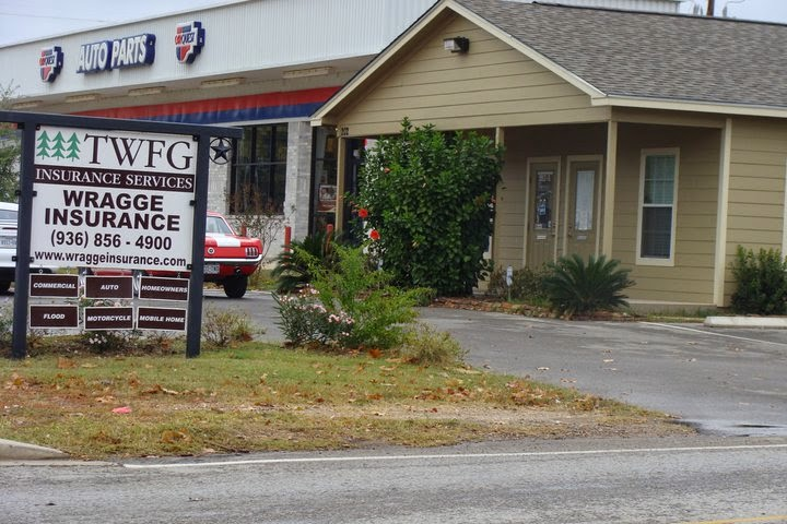 TWFG Wragge Insurance | insurance agency | 202 N Danville St, Willis, TX 77378, USA | 9368564900 OR +1 936-856-4900