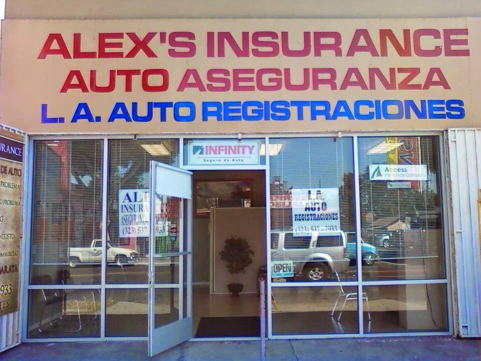 LA AUTO REGISTRACIONES | insurance agency | 7676 Compton Ave, Los Angeles, CA 90001, USA | 3235372317 OR +1 323-537-2317