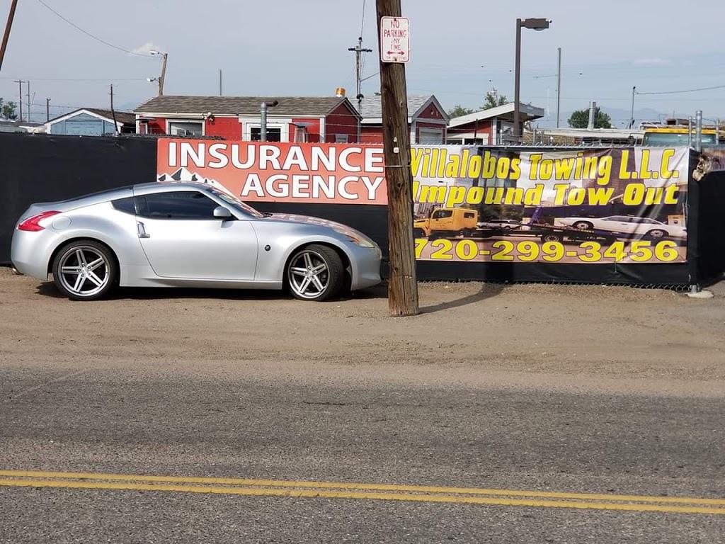 Villalobos Towing LLC | insurance agency | 5161 York St, Denver, CO 80216, USA | 7202993456 OR +1 720-299-3456