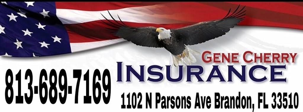 Cherry Insurance Agency | insurance agency | 1102 N Parsons Ave, Brandon, FL 33510, USA | 8136897169 OR +1 813-689-7169