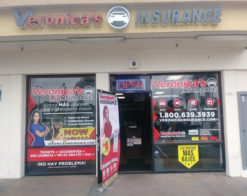 Veronicas Insurance Los Angeles | insurance agency | 4629 Santa Monica Blvd, Los Angeles, CA 90029, USA | 3237010424 OR +1 323-701-0424