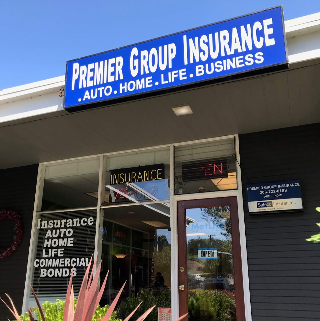 Premier Group Insurance | insurance agency | 4704 Rainier Ave S, Seattle, WA 98118, USA | 2067210188 OR +1 206-721-0188