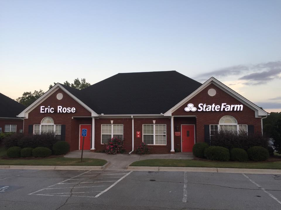 Eric Rose - State Farm Insurance Agent | insurance agency | 39 Hill Top Dr, Jefferson, GA 30549, USA | 7062142252 OR +1 706-214-2252