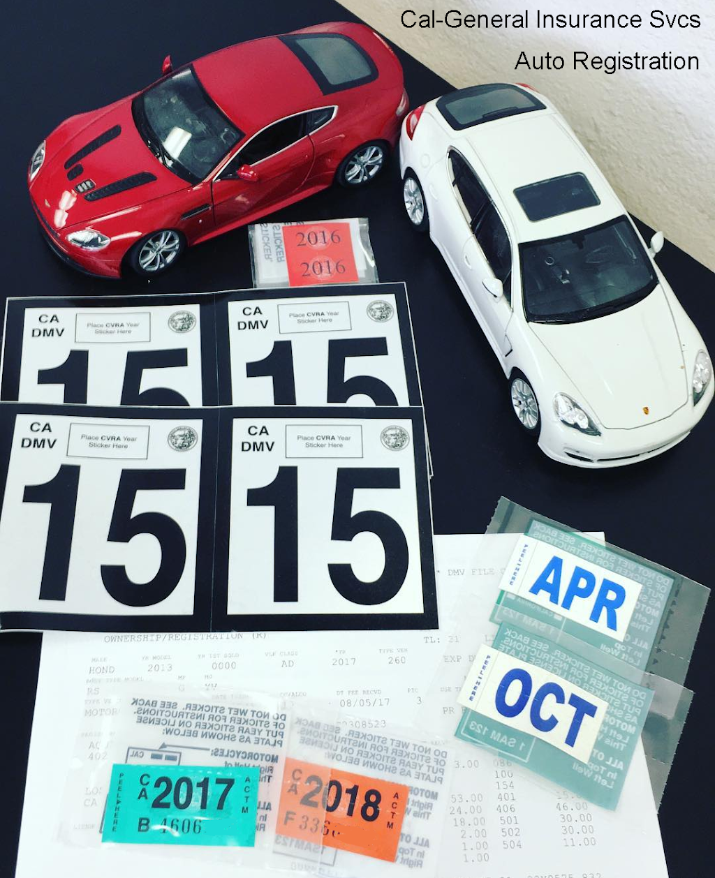 Car Registration Services   insurance agency   1110 N Western Ave # 106, Los Angeles, CA 90029, USA   3234671400 OR +1 323-467-1400