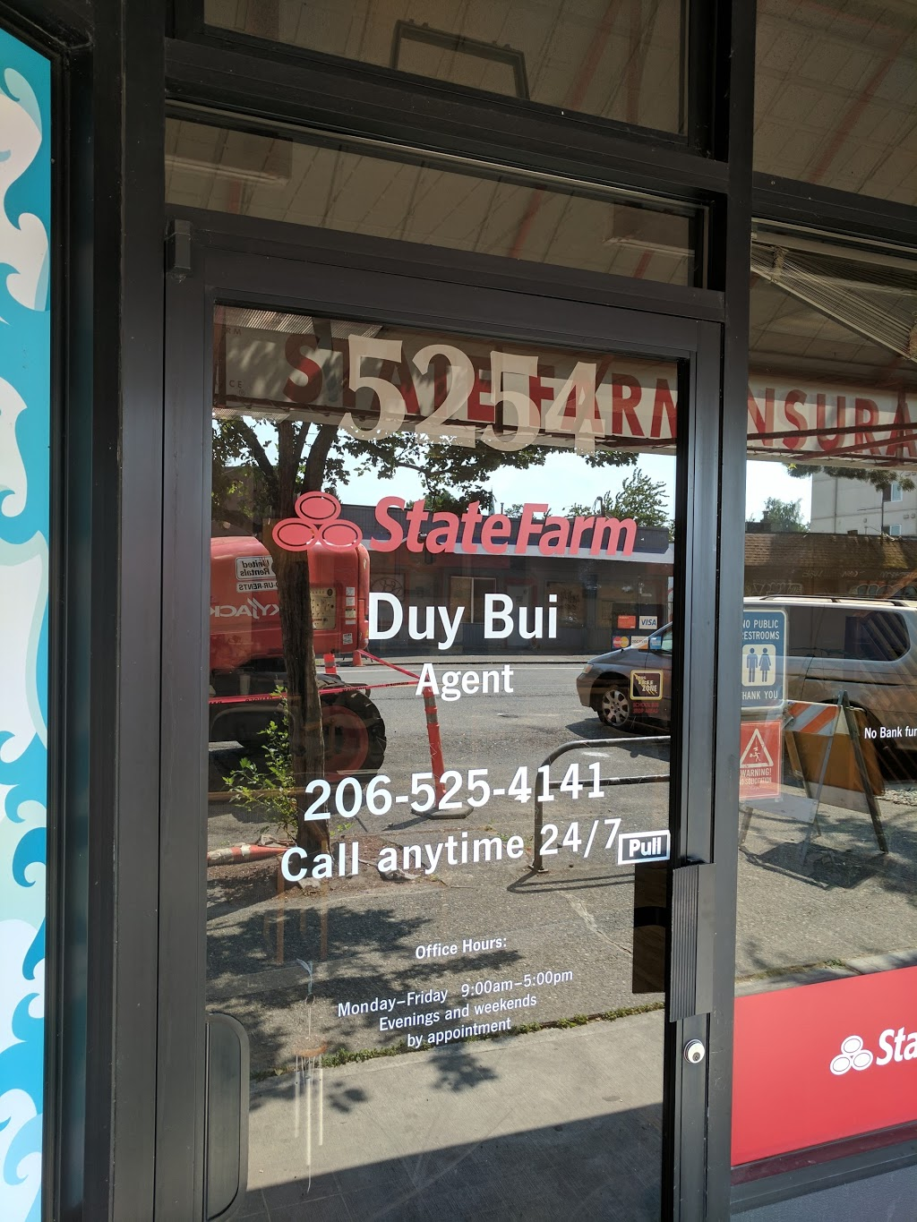 Duy Bui - State Farm Insurance Agent | insurance agency | 5254 University Way NE, Seattle, WA 98105, USA | 2065254141 OR +1 206-525-4141