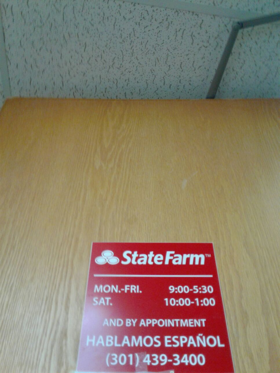 George Vassilas - State Farm Insurance Agent | insurance agency | 1835 University Blvd E Suite 324, Hyattsville, MD 20783, USA | 3014249100 OR +1 301-424-9100