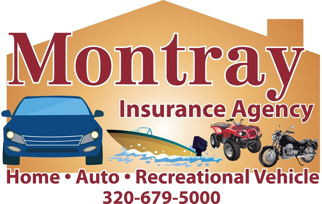 Montray Insurance Agency | insurance agency | 133 S Union St #102, Mora, MN 55051, USA | 3206795000 OR +1 320-679-5000