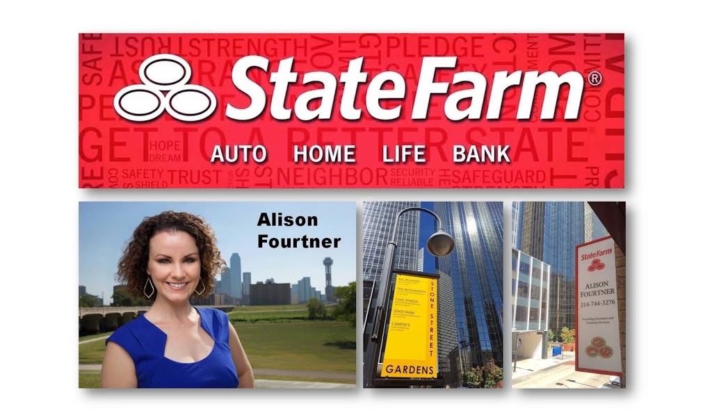 Alison Fourtner - State Farm Insurance Agent | insurance agency | 1910 Pacific Ave Ste 13450, Dallas, TX 75201, USA | 2147443276 OR +1 214-744-3276